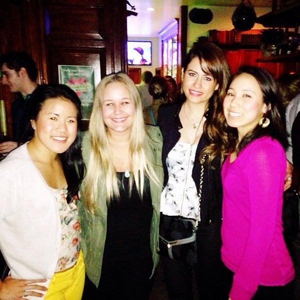 Photo taken at Malarky's Irish Pub by Alexa E. on 2/9/2014