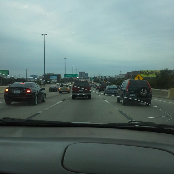 Photo taken at U.S. Highway 75 (US-75) by Havier R. on 10/21/2013