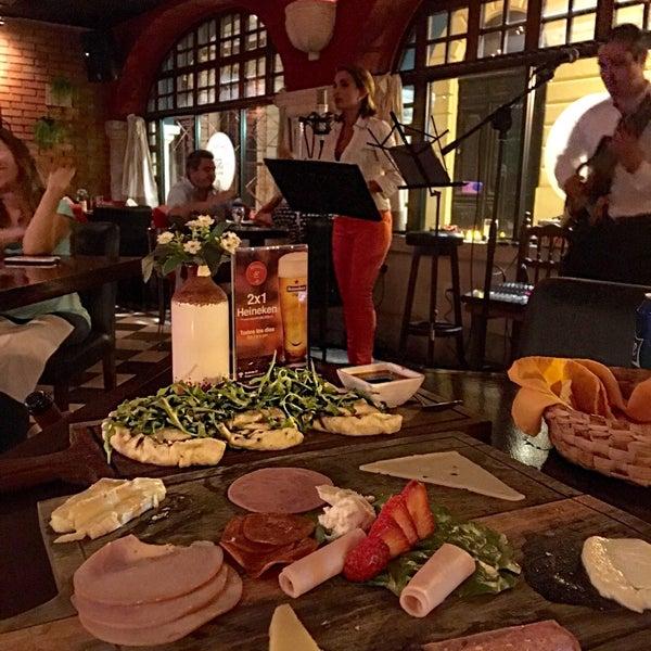 Bistrola 57 restaurante franc s en m rida for Restaurante frances