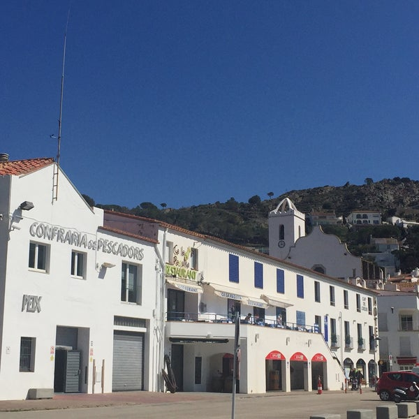 Photo taken at El Port de la Selva by Albert X. on 3/23/2016