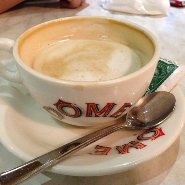 Photo taken at Dôme Café by Longs N. on 12/30/2012