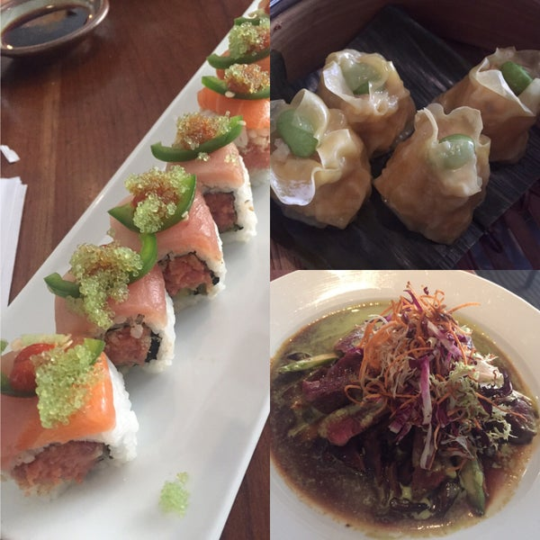 Photo taken at Haru by Stephanie H. on 7/23/2015