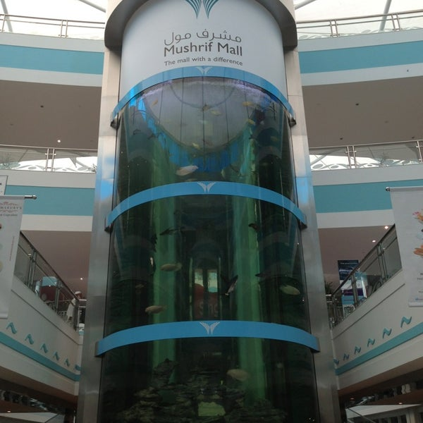 Photo taken at Mushrif Mall | مشرف مول by Evribody on 2/21/2013