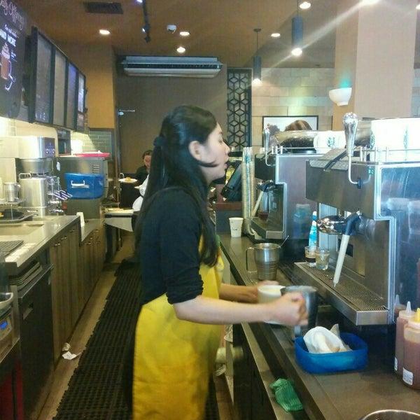 Photo taken at Starbucks by Peter C. on 9/26/2015