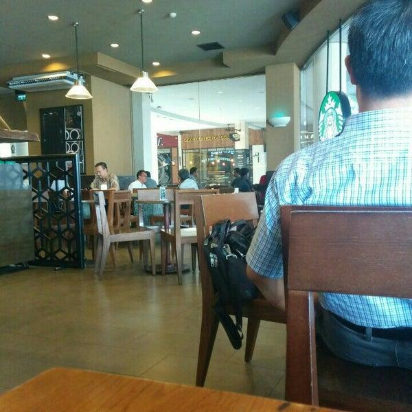 Photo taken at Starbucks by Peter C. on 9/14/2015