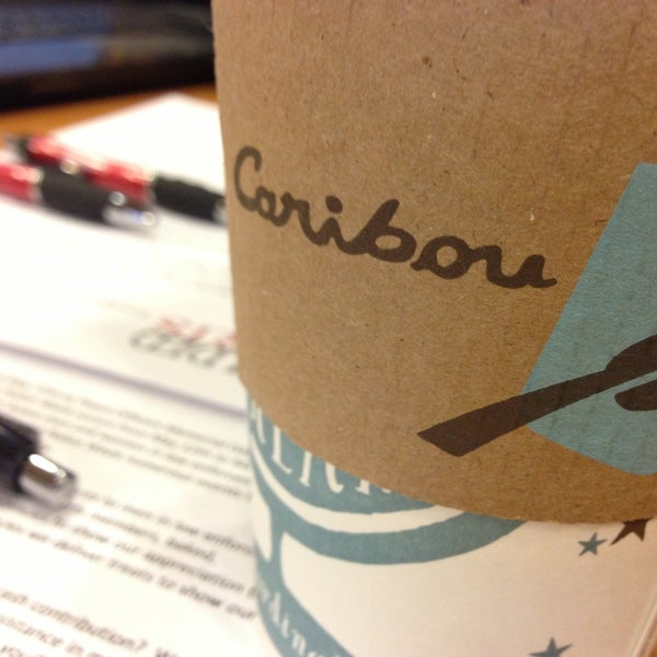 pumpkin latte caribou coffee