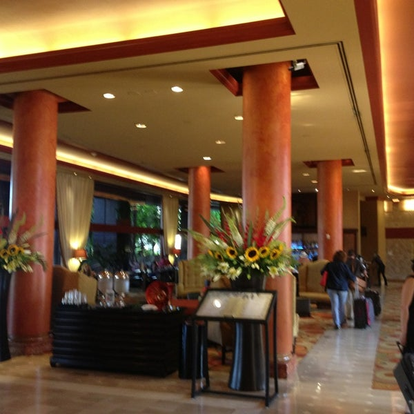 Photo taken at Marina Del Rey Marriott by Mike A. on 6/14/2013