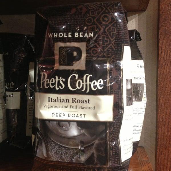 Photo taken at Peet's Coffee & Tea by Joe O. on 5/14/2013