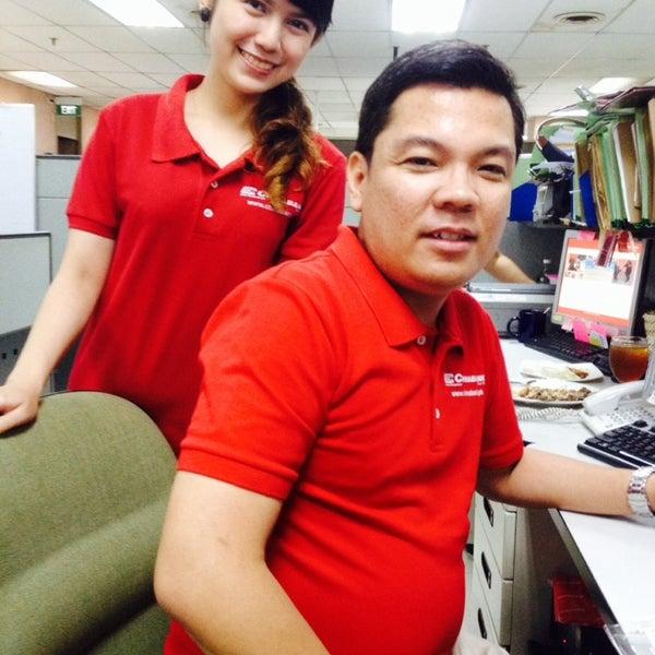 Photo taken at China Banking Corporation by Athina I. on 7/11/2014