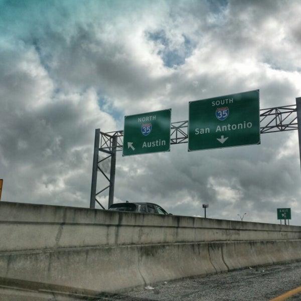 Photo taken at San Antonio by Pratik on 12/26/2014