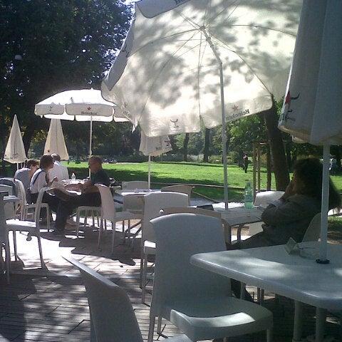 Photo taken at Bar Bianco by Davide G. on 9/15/2012