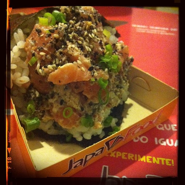 Photo taken at Japa Food by Fernando V. on 1/24/2013