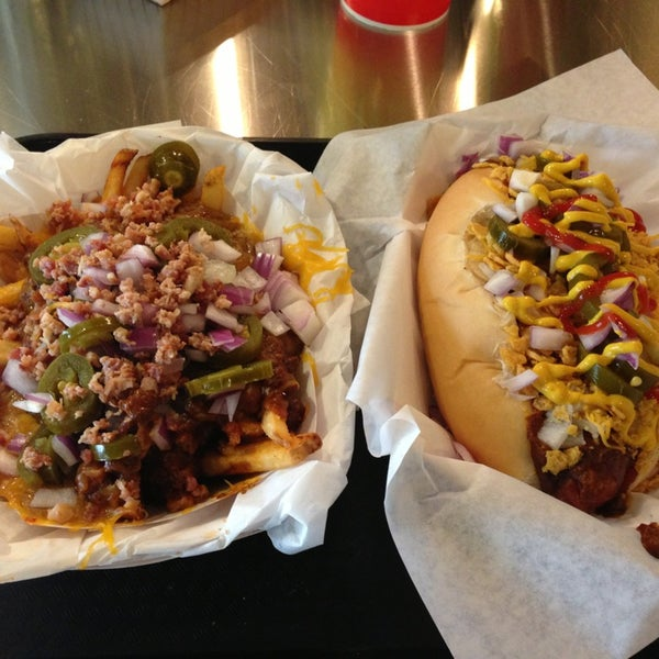 Dallas Hot Dog Joints
