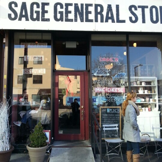 Photo taken at Sage General Store by Jeffrey L. on 1/6/2013