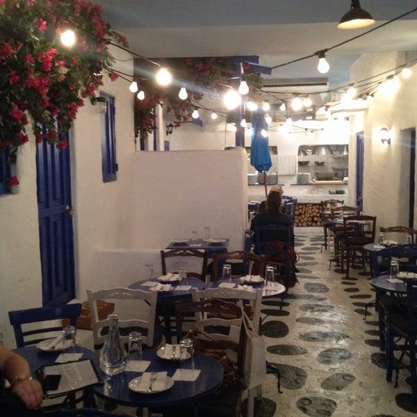 Greek Restaurant In Lower East Side