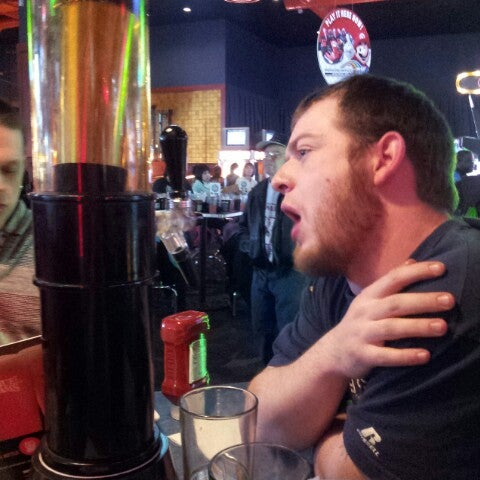 Photo taken at Dave & Buster's by Dani S. on 3/15/2014