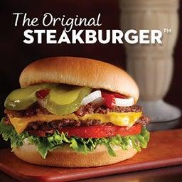 Photo taken at Steak 'n Shake by Steak 'n Shake on 3/8/2014