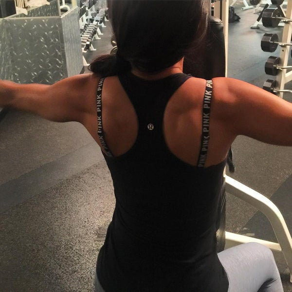 Photo taken at 24 Hour Fitness by Harlan C. on 7/26/2015