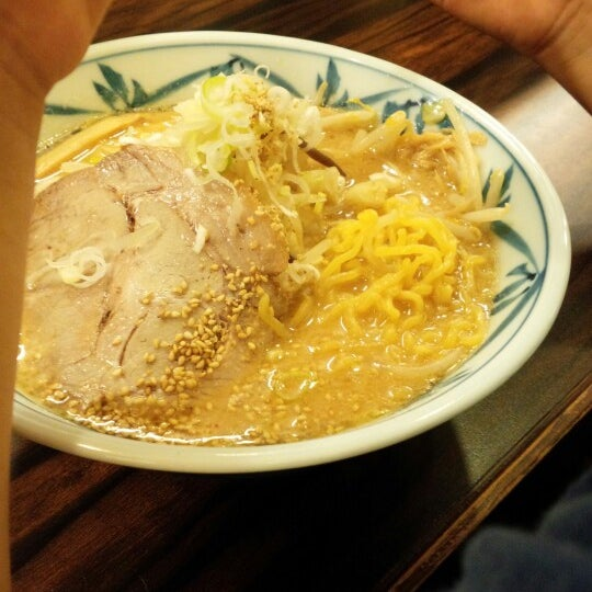 Photo taken at 味噌や 元住吉店 by toshiyuki F. on 7/31/2013