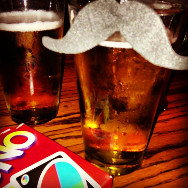 Photo taken at Manuel's Tavern by Alex W. on 5/5/2013