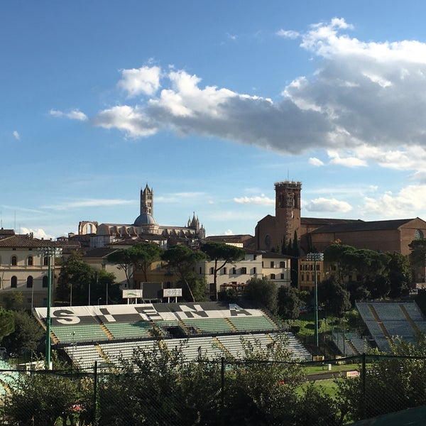 Photo taken at Siena by Dom on 10/22/2016
