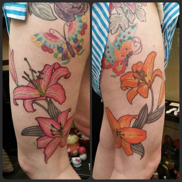Tattoos by misha studio city studio city ca for Studio 7 tattoo