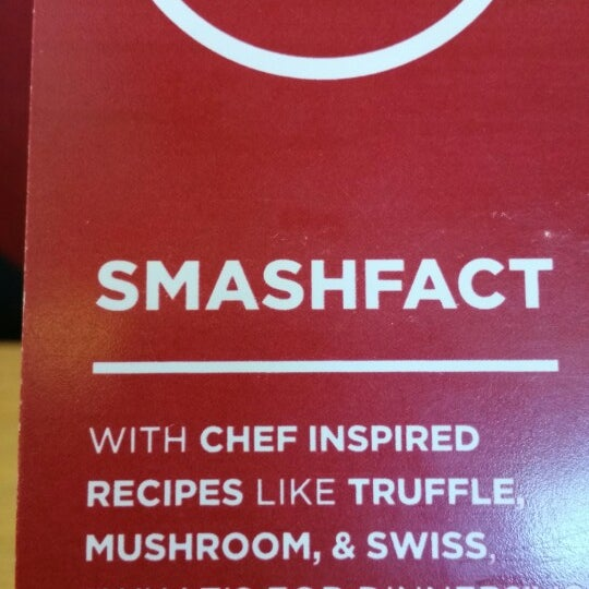 Photo taken at Smashburger by Manfred N. on 4/1/2015