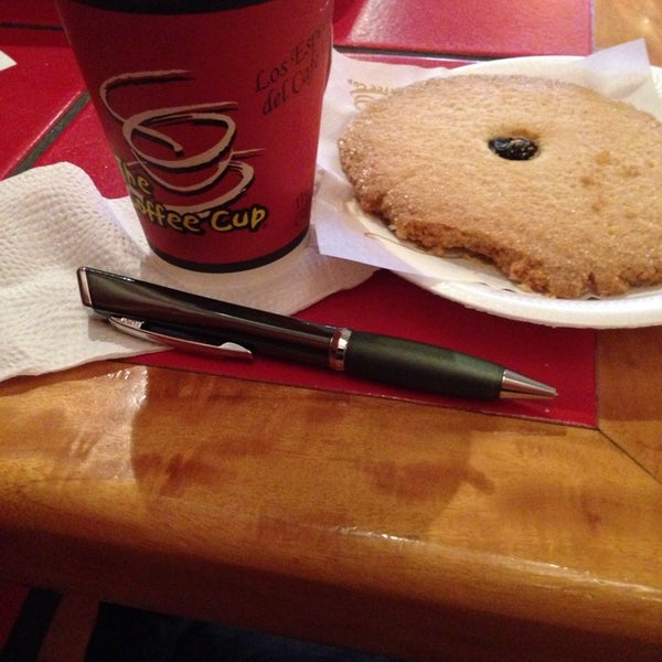 Photo taken at The Coffee Cup by Sam H. on 5/30/2014