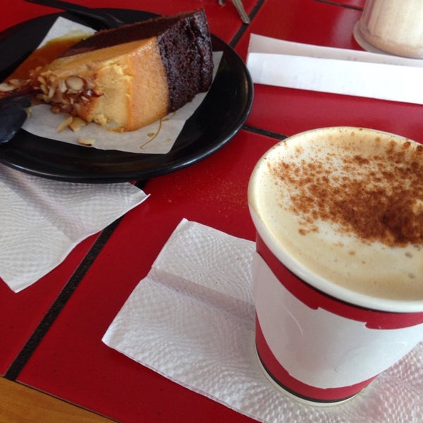Photo taken at The Coffee Cup by Sam H. on 10/18/2014