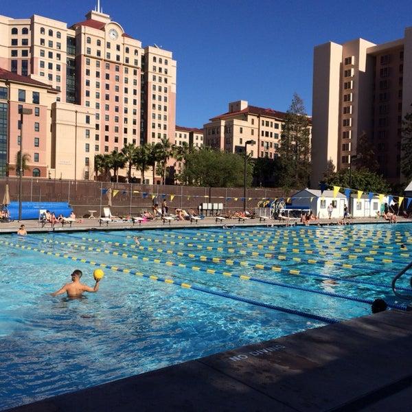 Photos at sjsu aquatics center san jose state university - San jose state university swimming pool ...