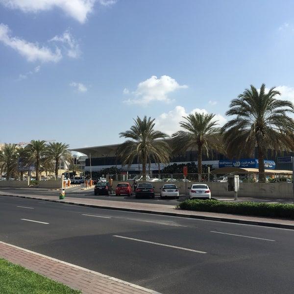 Photo taken at Emirates Post Office مكتب بريد الإمارات by Sooraj W. on 10/24/2015