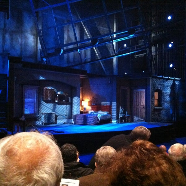 Photo taken at Steppenwolf Theatre Company by Cheryl B. on 1/13/2013