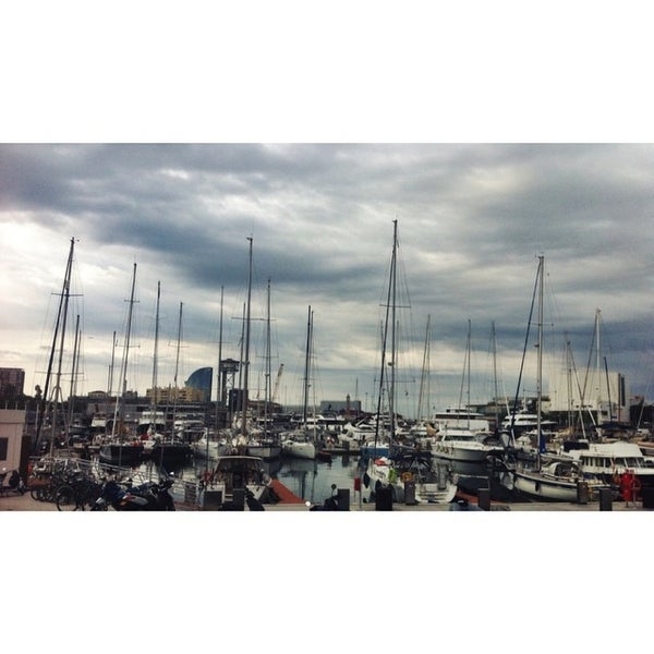 Photo taken at OneOcean Port Vell Barcelona by Jordi J. on 8/16/2014