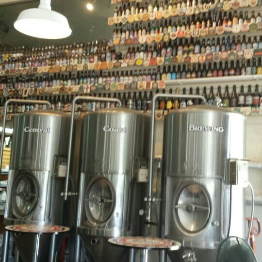 Photo taken at Central Coast Brewing by Jean Marie T. on 6/2/2016