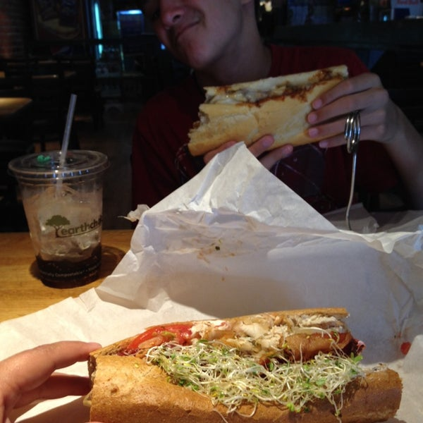 Photo taken at Half Fast Subs by Crazie C. on 8/14/2014