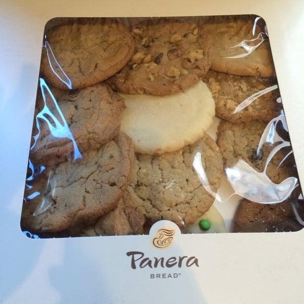 Photo taken at Panera Bread by Sarah R. on 1/16/2014