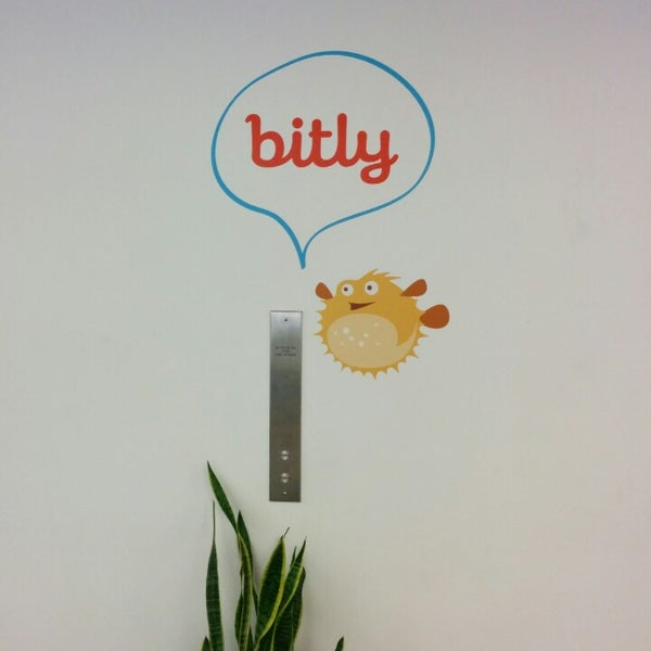 Photo taken at bitly HQ by Keith W. on 4/18/2014
