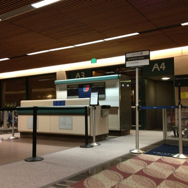 Photo taken at Eugene Airport (EUG) by Radio M. on 1/2/2013