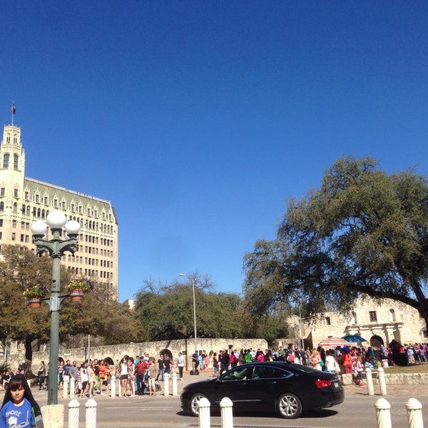 Photo taken at The Alamo by Fawwaz N. on 3/11/2014