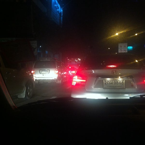 Photo taken at Sutthisan Intersection by AorAir C. on 6/29/2014