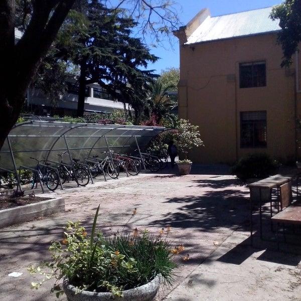 Foto tomada en Facultad de Psicología - Udelar por Cari C. el 9/22/2014