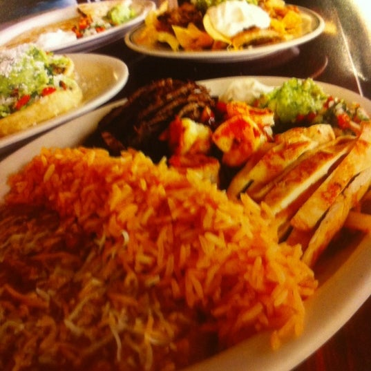 Photo taken at Leos Mexican Grill by frank C. on 4/16/2012