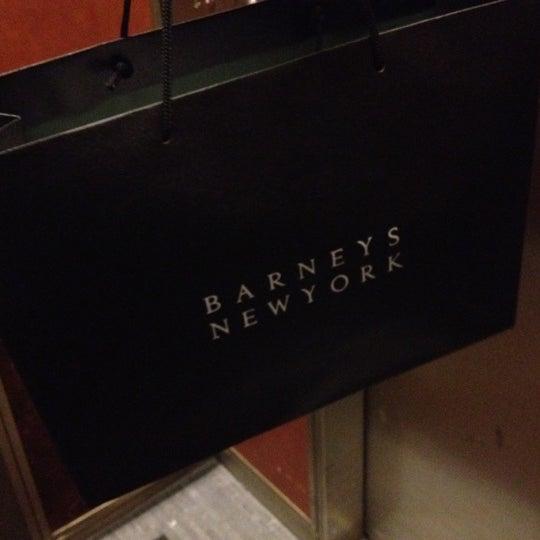 Photo taken at Barneys New York by Ryosuke T. on 5/22/2012