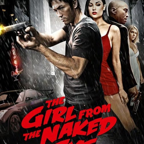 """Check out my film """"THE GIRL FROM THE NAKED EYE""""  playing this week June 15th."""