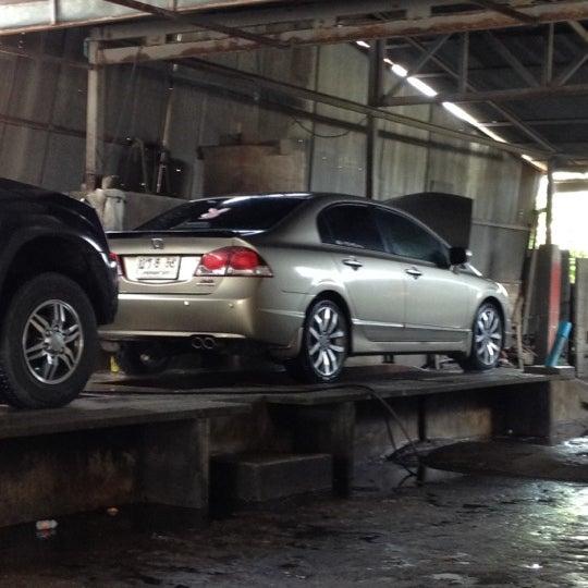Car Wash หน้าชางลี