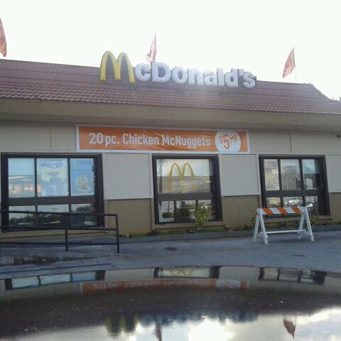 Photo taken at McDonald's by James Babauta R. on 4/22/2012