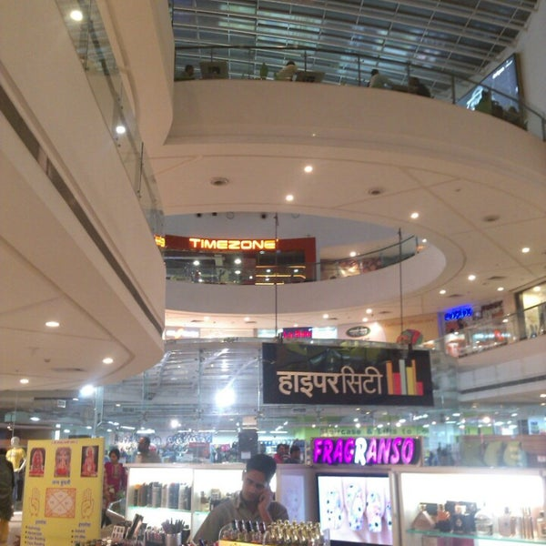Photo taken at Kumar Pacific Mall by Atena F. on 8/30/2014