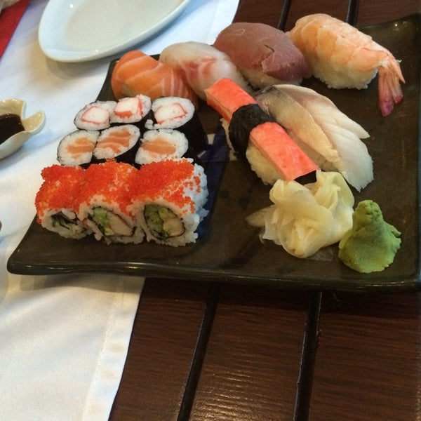 Photo taken at Sushico by Ayten G. on 7/4/2014