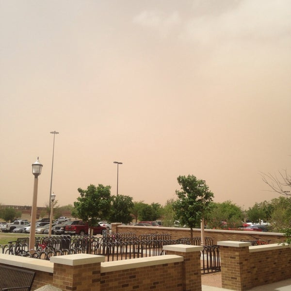 Photo taken at TTU - Rawls College of Business by Kevin C. on 4/27/2014