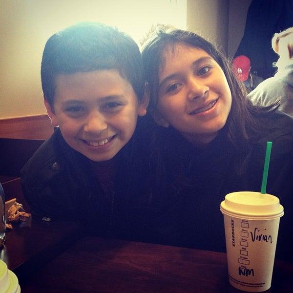 Photo taken at Starbucks by Jude D. on 3/16/2013
